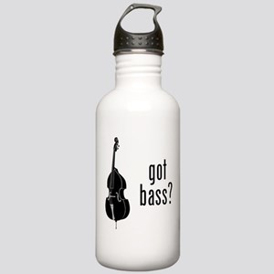 Got Bass? Stainless Water Bottle 1.0L